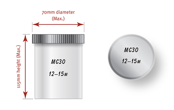 Labelling of vials